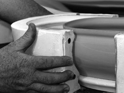 Fábrica Ceraflame - A Fabricação