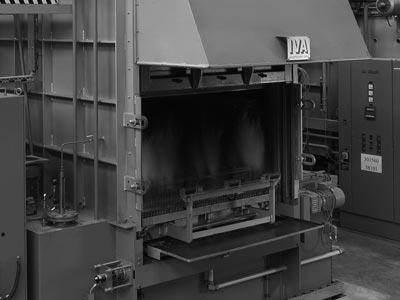 Loja de Fábrica Ceraflame - A Entrada no Forno