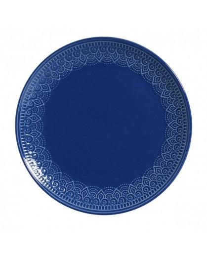 Prato Raso Agra Azul Porto Brasil