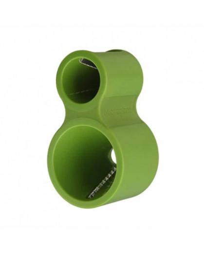 Cortador em Espiral Microplane Verde