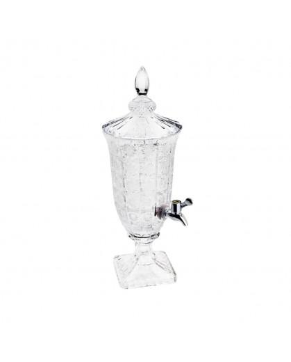 Dispenser/Suqueira de Cristal Ecologico Starry 2l Wolff