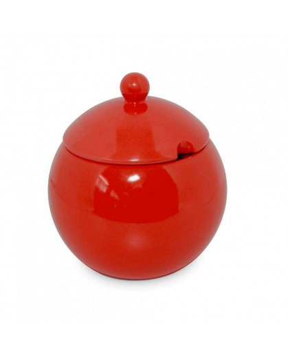 Açucareiro Ceraflame 300gr (Colonial) -Vermelho