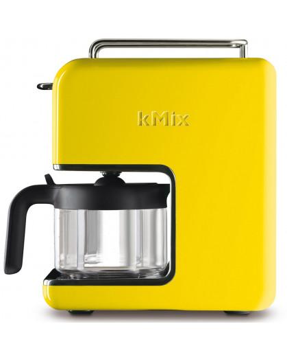 Cafeteira Elétrica Kenwood kMix Coffee Maker CM028 Amarela