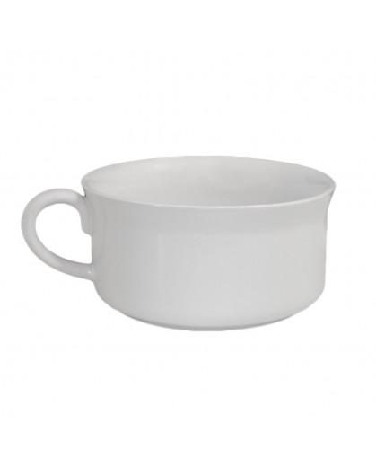 Caneca para Sopa 350ml Branca