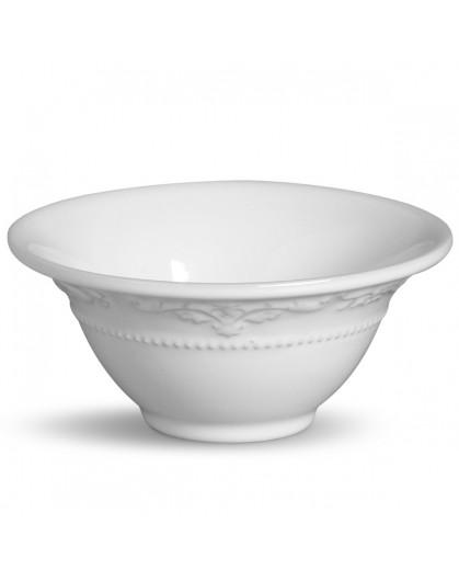 Conjunto de Bowls Acanthus Branco Porto Brasil 6 Peças
