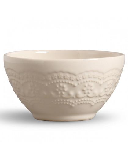 Conjunto de Bowls Madeleine Porto Brasil Crú 6pc
