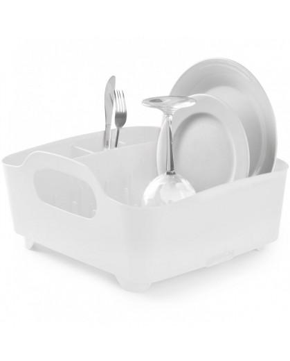 Escorredor de Louça Umbra Tub Branco 38cm