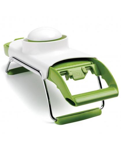 Fatiador de Legumes Mandoline Multifunção Chef´n Verde e Branco