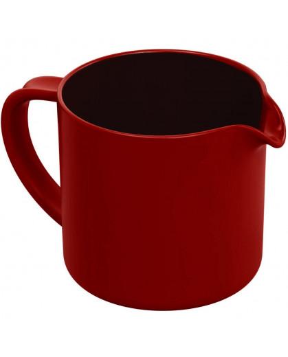 Fervedor Ceraflame Cerâmica Vermelho 1L