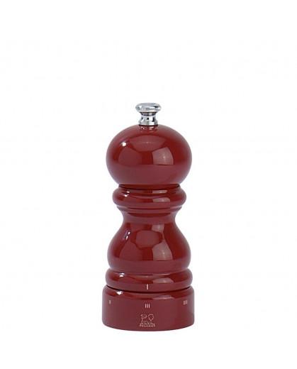 Moedor de Pimenta Paris 12cm Vermelho PG009VM