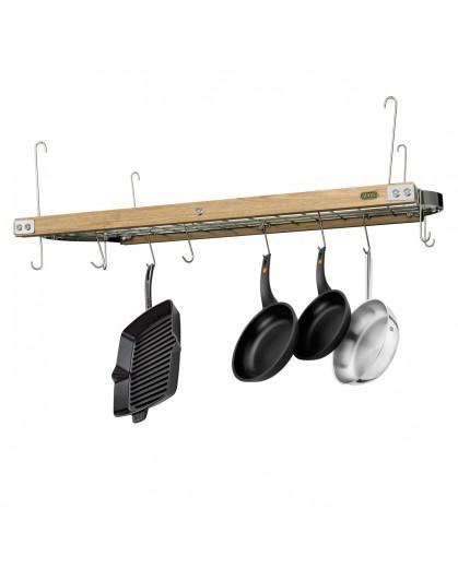 Rack Aéreo Para Panelas Classic 100 VAIK® Natural