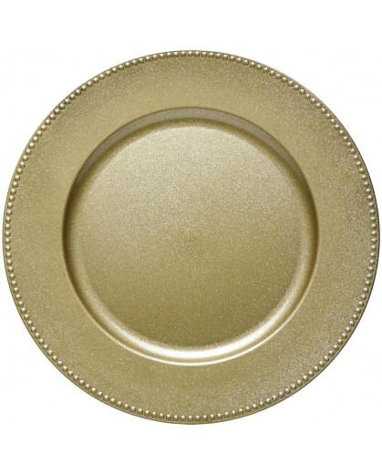 Souplat Dourado 33cm Shinny Gold