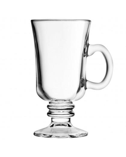 Taça Para Café em Vidro Bill 240ml 14,5cm