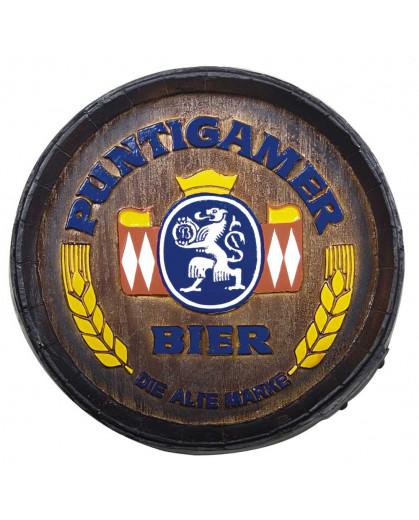 Tampa de Barril Decorativa Cerveja Puntigamer