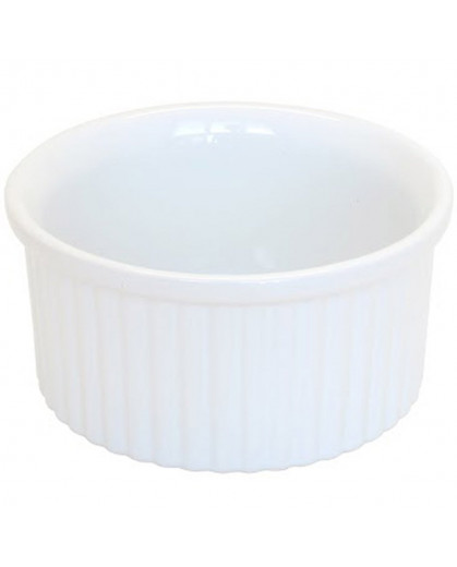 Tigela Ramequin 8cm Branca