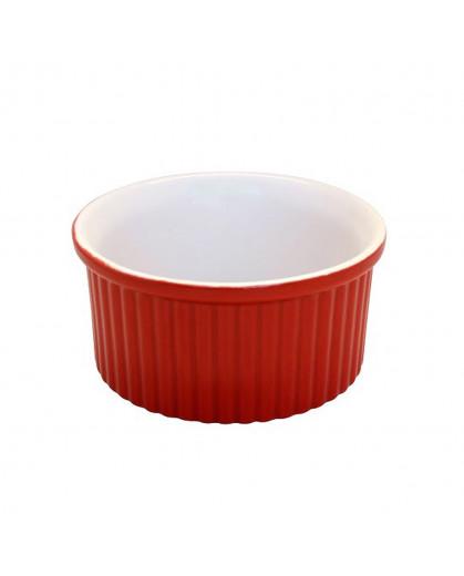 Tigela Ramequin Vermelha 6cm