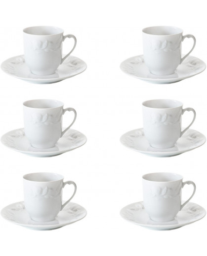 Xícara de Chá Royal Limoges Riviera