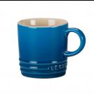 Caneca de Cappuccino Le Creuset Azul Marseille 200ml