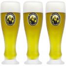 Taça de Cerveja Franziskaner Hefe-Weissbier 500ml