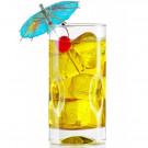 Copo Long Drink Crisa Pedrada em Vidro 495ml 15cm