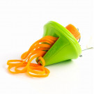 Cortador de Vegetais Espiral com 3 Lâminas Mastrad Verde