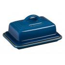 Manteigueira Le Creuset Azul Ink