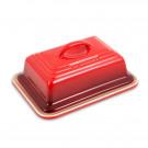Manteigueira Le Creuset Vermelho