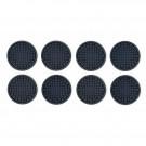 Porta Copos de Silicone Preto OXO 8 Peças