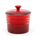 Porta Condimentos Grande Le Creuset Vermelho