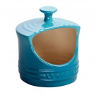 Porta Sal Le Creuset Azul Caribe