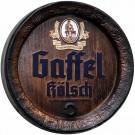 Tampa de Barril Decorativa Cerveja Gaffel Kölsch 42cm