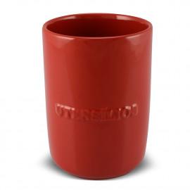 Porta Utensílios Ceraflame Vermelho