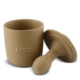 Pote de Mel 350 Gr Ceraflame Ocre