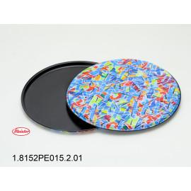 Forma Pizza Meister Antiaderente Gourmet Aquarela