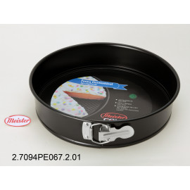 Forma Fecho Meister Antiaderente  Gourmet Fundo liso 30cm