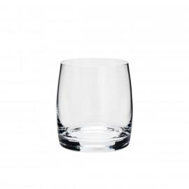 Conjunto 6 Copos Baixos de Cristal Ecologico Ideal Bohemia