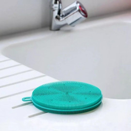 Esponja Silicone Para Lavar Louça Prana