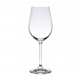 Conjunto 6 Taças de Cristal Ecologico para Vinho Branco Gastro Bohemia