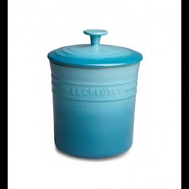 Porta Mantimentos Médio Le Creuset Azul Caribe