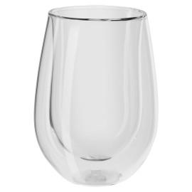 Jogo com 2 copos de vidro de parede dupla para Long Drink 296 ml ZWILLING Sorrento