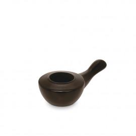 Fogareiro de Cerâmica Ceraflame Chocolate