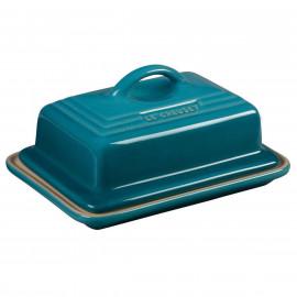 Manteigueira Le Creuset Azul Caribe
