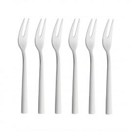 Conjunto 6 Garfos para Grelhado em Aço Inoxidável Zwilling Dinner