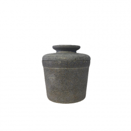 Manteigueira de Pedra Sabão