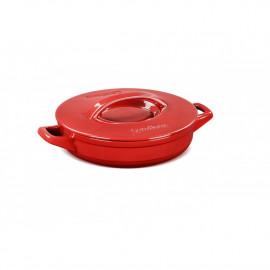 Caçarola Ceraflame Duo+ Buffet em Cerâmica   28cm 2,5 Litros Pomodoro