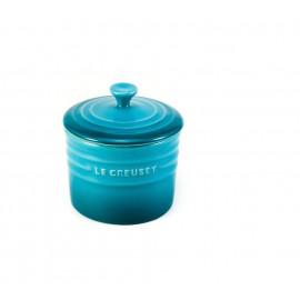 Porta Condimentos Pequeno Le Creuset Azul Caribe