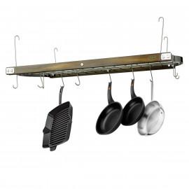 Rack Aéreo Para Panelas Classic 100 VAIK® Tabaco