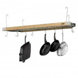 Rack Aéreo Para Panelas Classic 70 VAIK® Natural