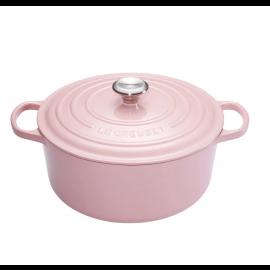 Panela Redonda 24cm Signature Chiffon Pink Le Creuset