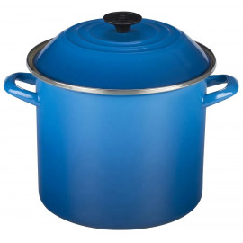 Panela Stock Pot 22cm Azul Marseille Le Creuset